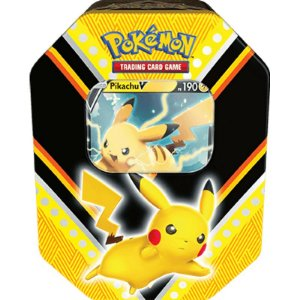 Lata Pokémon Poderes V