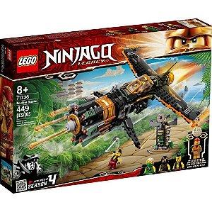 LEGO Ninjago Destruidor de Rocha