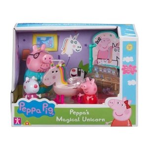 Playset Peppa Pig Magical Unicorn