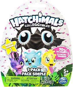 Hatchimals Colleggtibles Saquinho Surpresa