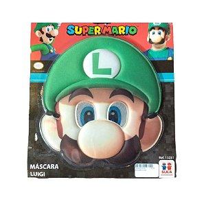 Máscara de Proteção Luigi Super Mario World