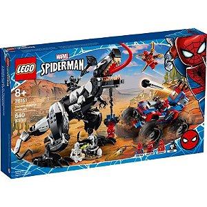 LEGO Marvel Spider-Man Emboscada a Venomosaurus