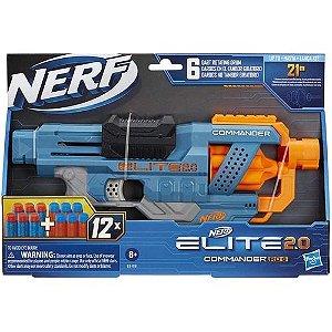 Lançador Nerf Elite 2.0 Comander Hasbro - E9486