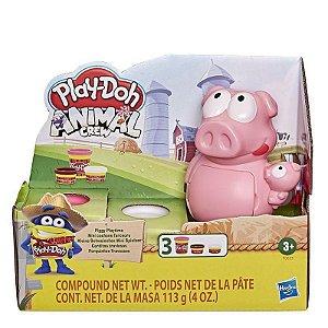 Massinha Play-Doh Fazenda Porquinhos Travessos - Hasbro