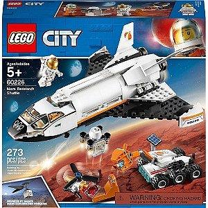 LEGO City Ônibus Espacial de Pesquisa em Marte