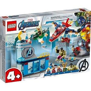 LEGO Marvel Avengers A Ira de Loki