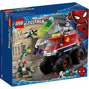 LEGO Marvel Spider-Man Caminhão Gigante de Homem-Aranha vs. Mysterio