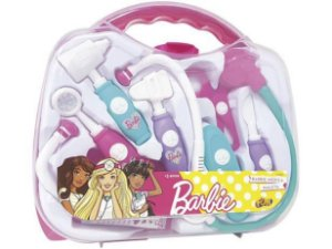 Kit Maleta Médica da Barbie - Fun Divirta-se F00119