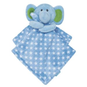 Naninha Animal Fun Elefantinho Azul - Buba