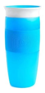 Copo Infantil Grande 360 414ml Munchkin Azul