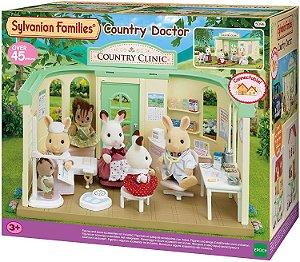 Sylvanian Families Clínica do Campo - Epoch Magia 5096