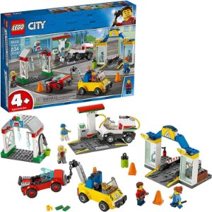 LEGO City Centro de Assistência Automóvel