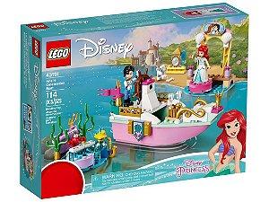 LEGO Disney Princess O Barco de Cerimônia de Ariel