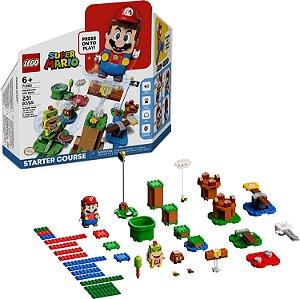 LEGO Super Mario Aventuras com Mario - Início