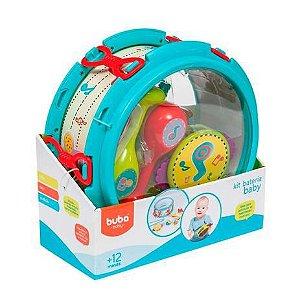 Kit Bateria Baby com 8 Peças Buba