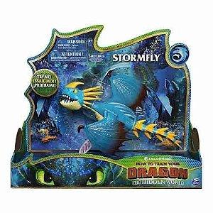 Figura Como Treinar O Seu Dragão 3 Stormfly