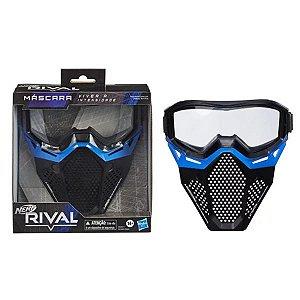 Máscara De Proteção Nerf Rival AC Hasbro Azul -B1590