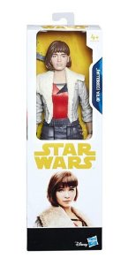Boneco Star Wars O Último Jedi Qi'ra 30cm - Hasbro