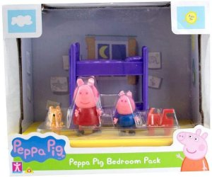 Playset Peppa Pig Quarto