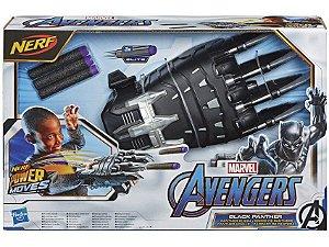 Nerf Lançador Marvel Garra Pantera Negra Hasbro - E7372