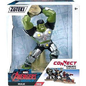 Boneco Marvel Zoteki Avengers Hulk - Sunny 2330