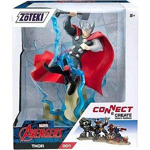 Boneco Marvel Zoteki Avengers Thor - Sunny 2330