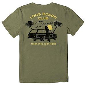 Camiseta Infantil King&Joe Caravan Long CA02019K