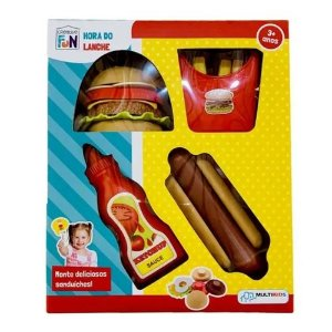 Creative Fun Hora Do Lanche - BR1233