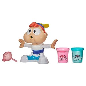 Massinha Slime Play-Doh Plays Chewin Charlie - Hasbro E8996