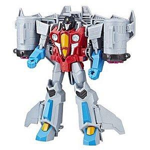 Boneco Transformers Cyberverse Starscream 20cm - Hasbro E1886