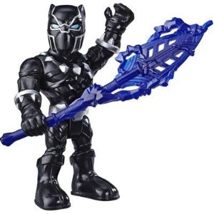 Boneco Pantera Negra Super Hero Adventures - Hasbro E6224