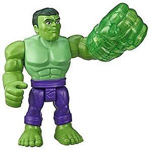 Boneco Hulk Super Hero Adventures - Hasbro E6224