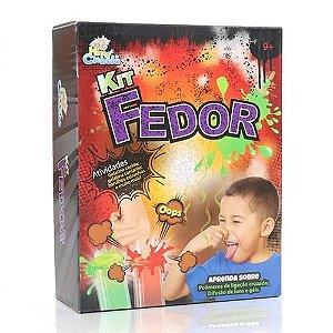 Hora da Ciência Kit Fedor - Dican 5096