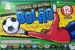 Futebol de Botão Bolão 12 seleções
