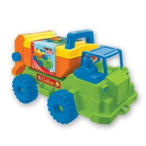 Caminhão Multi Formas Smoby Baby