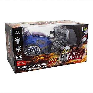 Carro R/C Turbo Twist