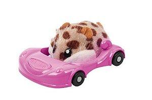 Hamster House Hamster com Acessórios