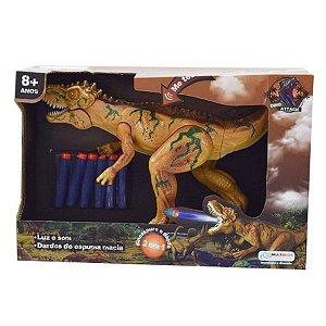 Dino Attack Marrom