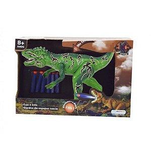 Dino Attack Verde