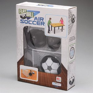 Flat Ball Air Soccer