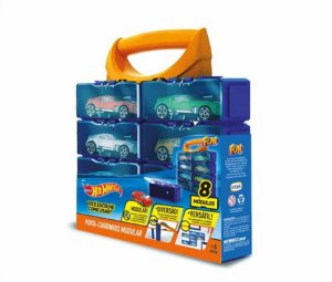 Hot Wheels Porta Carrinhos Modulas C8