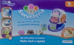 Kids Chef Sorveteria