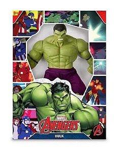Boneco Hulk Verde - Revolution