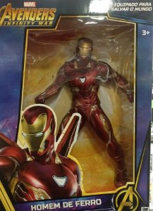 Boneco Homem de Ferro Prime - Infinity War
