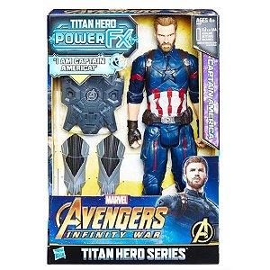 Avengers Power Pack Capitão América