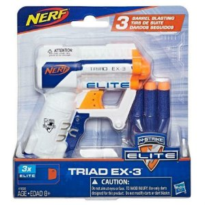 Nerf Elite Triad