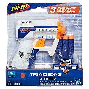 Nerf Elite Triad