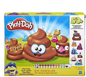 Play-Doh Caquinhas Divertidas