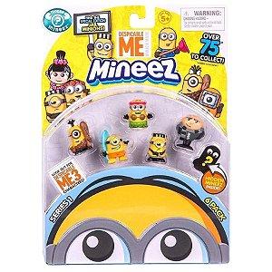 Mineez Kit com 6