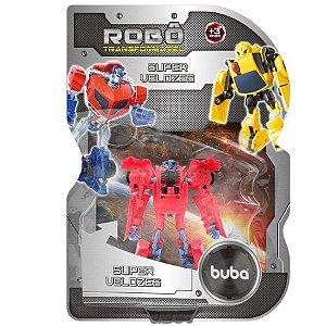 Robô Transformável - Super Velozes